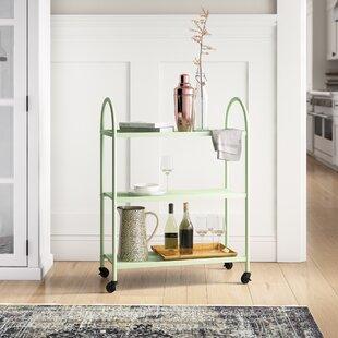 Teter Bar Cart