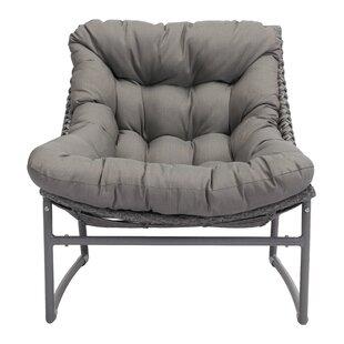 Repp Beach Chair with Cushion (Set of 2)