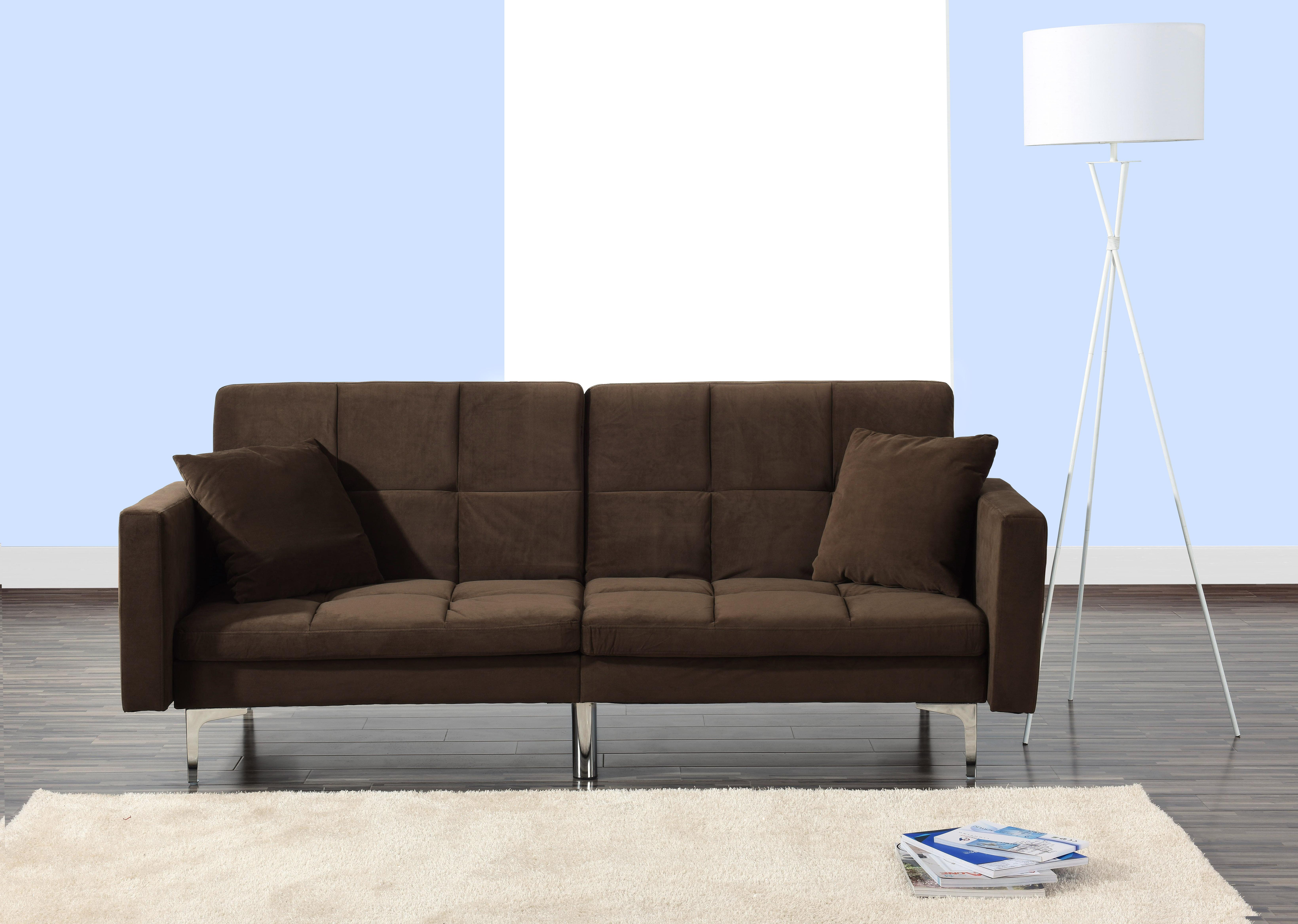 Rojo Sleeper Convertible Sofa