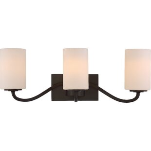 Find the perfect Timberlane 3-Light Vanity Light By Charlton Home