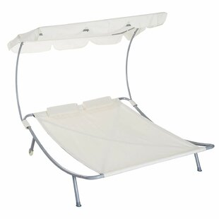 Junious Sturdy Double Hanging Chaise Lounger