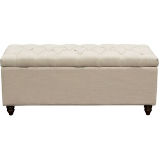 Darby Home Co Boydston Tufted Storage Bench