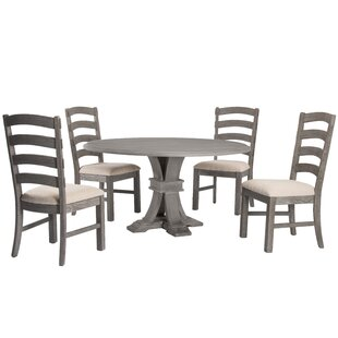 Celestia 5 Piece Dining Set