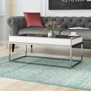 Leavitt Coffee Table by Mercer41 Today Only Sale
