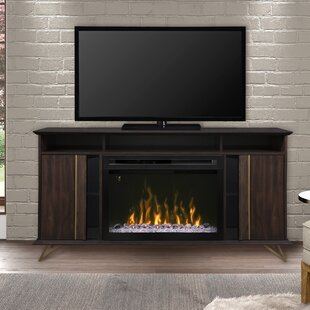 Best Reviews Grace TV Stand for TVs up to 75 with Fireplace by Dimplex Reviews (2019) & Buyer's Guide