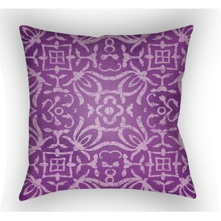 Libchava Indoor Throw Pillow by Bungalow Rose