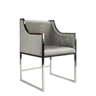 Almyra Upholstered Dining Chair (Set of 2) by Mercer41 SKU:CB842647 Check Price
