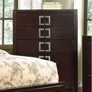Latitude Run Lamontagne 5 Drawer Chest Image