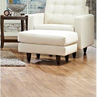 Wayfair Custom Upholstery™ Harper Ottoman