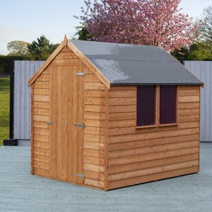5 Ft. W X 7 Ft. D Garden Shed By WFX Utility