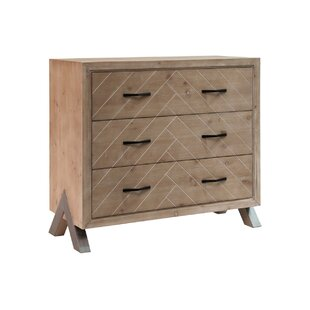 Bui 3 Drawer Accent Chest by Union Rustic
