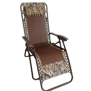 Anton Sling Folding Zero Gravity Chair by Millwood Pines Coupon