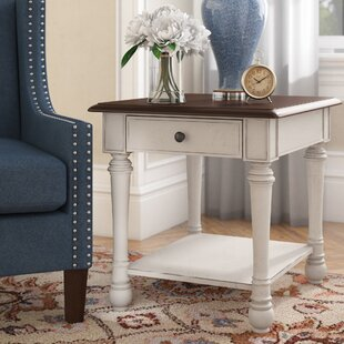 Dortch End Table With Storage
