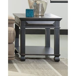 Petronella End Table by Darby Home Co