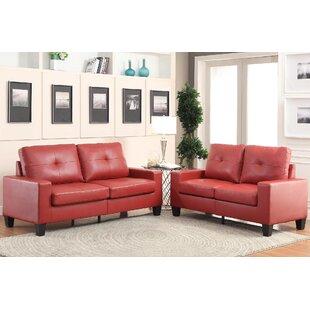 Offerman 2 Piece Living Room Set By Winston Porter