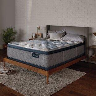Price comparison iComfort 4000 15 Plush Pillow Top Hybrid Mattress By Serta