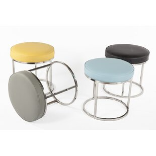 Modern Accent Stool by dCOR design