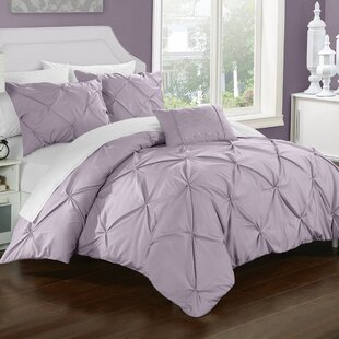Caddington 4 Piece Duvet Cover Set