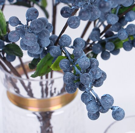 G Home Collection Luxury Blueberry Branch Wayfair