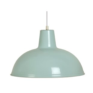 Kanya 1-Light Dome Pendant by Hazelwood Home