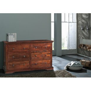 Oxford 6 Drawer Chest By Massivmoebel24