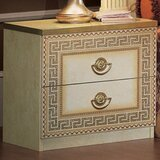 Stirling 2 Drawer Nightstand by Astoria Grand