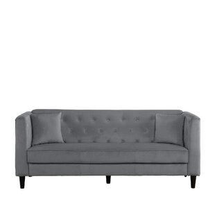 Great Price Rickey Tufted Standard Sofa by Mercer41 Reviews (2019) & Buyer's Guide