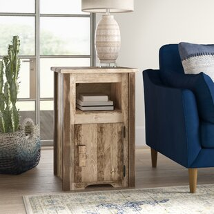 Abella Traditional End Table