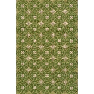 St James Hand-Hooked Grass Indoor/Outdoor Area Rug