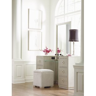 Cinema Vanity with Mirror by Rachael Ray Home