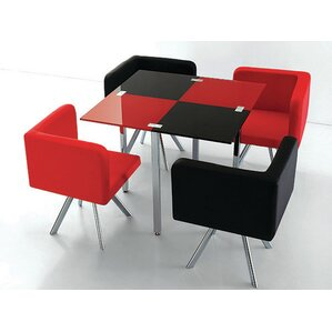 Longwell 5 Piece Dining Set by Wade Logan