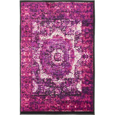 2 X 3 Purple Area Rugs You Ll Love In 2020 Wayfair