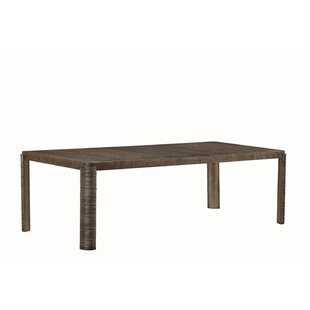 Hackney Solid Wood Dining Table by Gracie Oaks Design