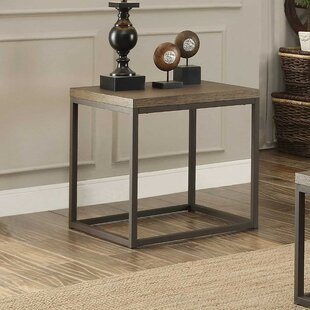 Islip Wooden End Table