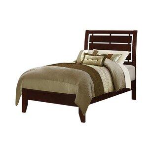 Cascada Solid Wood Sleigh Platform Bed by Red Barrel Studio