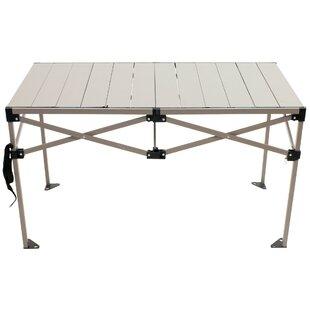 Aluminum Camping Table Wayfair