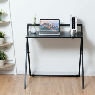 Glaucio Desk by Wrought Studio 2019 Online