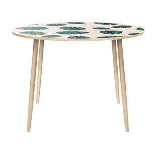 Van Cleef Dining Table Bungalow Rose