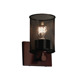 17 Stories Bennett 1-Light Armed Sconce