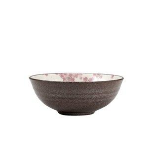 Batres Blossom 16 oz. Cereal Bowl (Set of 4)