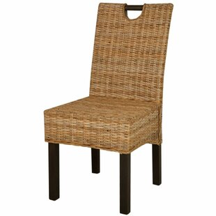 Jonesport Rattan Garden Chair (Set Of 4) By Beachcrest Home