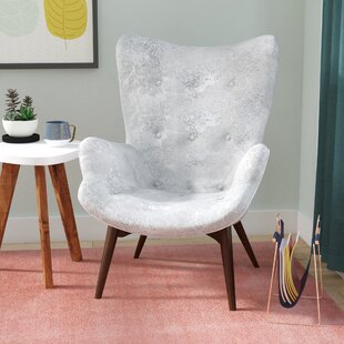 Alingtons Wingback Chair by Corrigan Studio