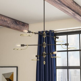 Langley Street Torrence 6-Light Chandelier