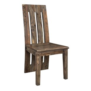 Costas Solid Wood Dining Chair (Set of 2)..