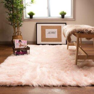 Bedroom Fur Rugs Wayfair
