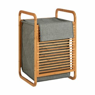 Hamper Bamboo Laundry By Symple Stuff