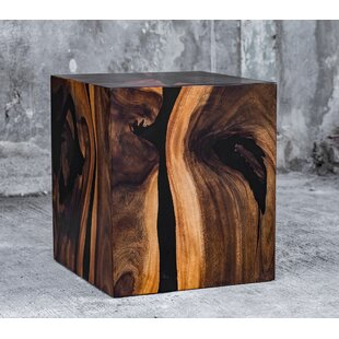 Bach Cube End Table by Fou..