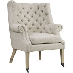 Chart Wingback Chair by Modway
