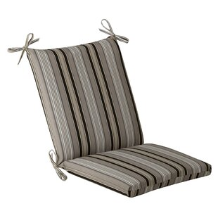 Best Deals Indoor/Outdoor Lounge Chair Cushion By Pillow Perfect