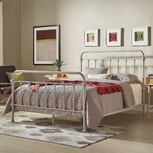 10b2f4e1e97d Wrought Iron Queen Bed Frame